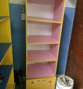 Шкафы и стойки