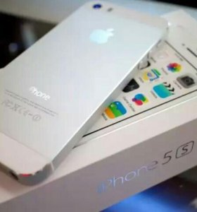 Iphone 5s (32Gb) silver