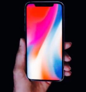 iPhone X(10) 64gb Space Gray РСТ новый