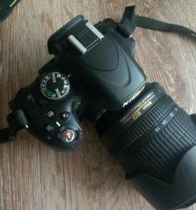 фотоапарат Nikon 5100