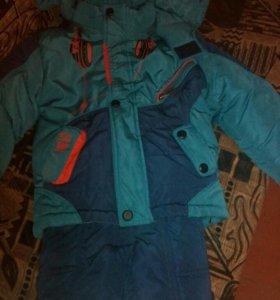 Детский костюм,зима,состояние очень хорошее!