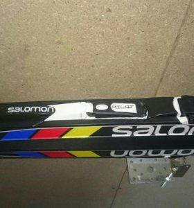 Лыжи Salomon EQUIPE 8 SKATE 2017/2018