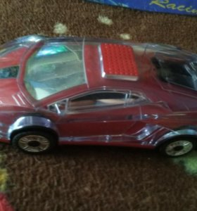 Машина с музыкой