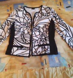 Жакет-кофта-пиджак