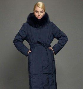 Пальто зимнее decently