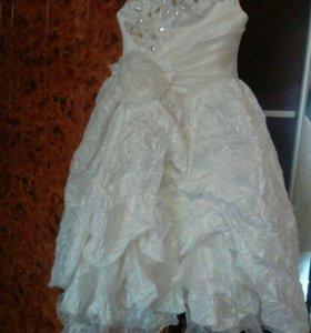 Платье на утреник. Напрокат