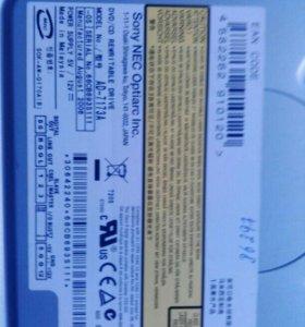 Дисковод Sony NEC Optiarc AD-7173A