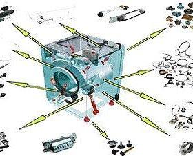 Запчасть для стиральной машины в Чебоксарах