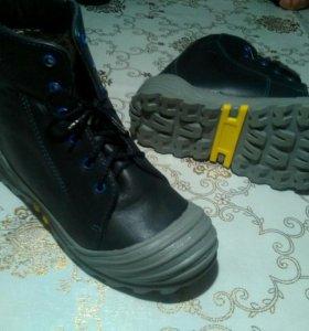 Ботинки новые ортопедические зимние