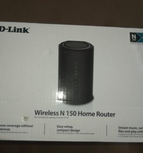 Wi-Fi роутер D-Link DIR-300AA1