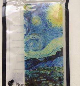 Чехол на xiaomi mi5 Ван Гог. Новый, в упаковке
