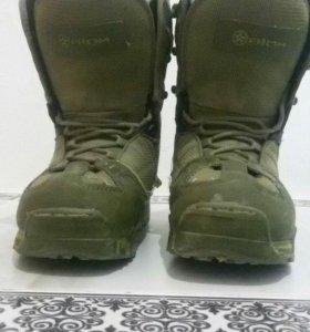 "Ботинки для сноуборда ""ATOM"""