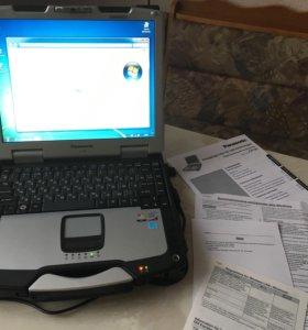 Защищенный ноутбук panasonic cf-30