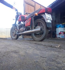 Продам мотоцикл Юпитер 5