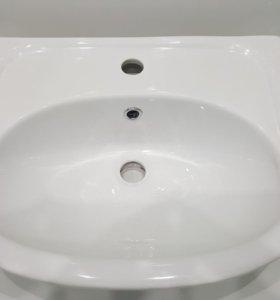 Раковина в ванну под тумбу