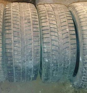 Шины зимние Dunlop winter ice 01 205/55/16