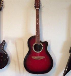 Электроаккустическая гитара Amadeus