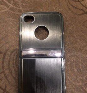 Чехол на 4 4s iPhone НОВЫЙ