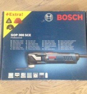 Универсальный резак Boshc 300 SCE Professional