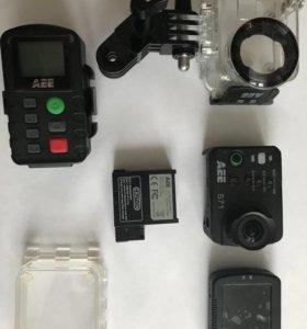 Экшн Камера AEE S71