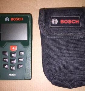 Лазерная рулетка дальномер Bosch