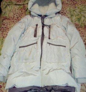 Куртка трансформер для беременных и не только