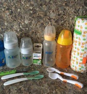 Набор посуды для малыша