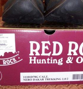 Ботинки мужские Red Rock
