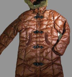 Пуховик пальто sprandi