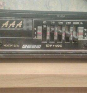 Усилитель Вега 50у 122с