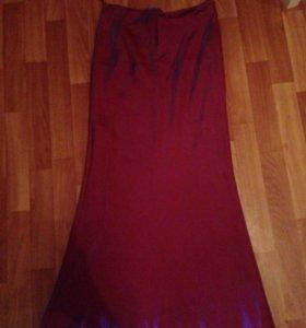 Вечерняя юбка