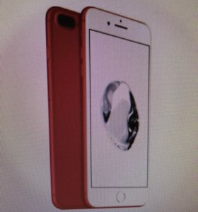 Комплект Apple, IPhone 7 Plus 128GB red