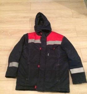 Зимняя Куртка Спецодежда