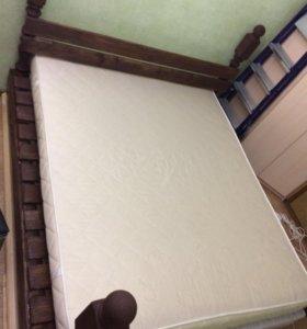 Крепкие кровати любой формы и цвета