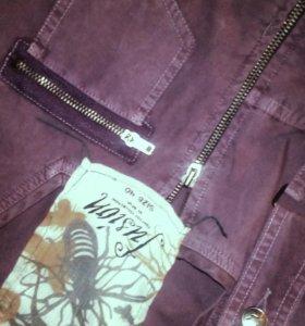 Платье(сарафан)джинсовый