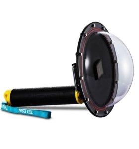 Dome Port Telesin GP-DMP-T05 для GoPro Hero 5