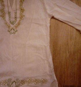 Рубашка 44-48 р. новая