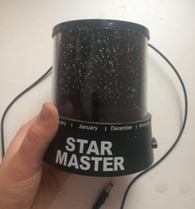 Проектор звёзд на стену