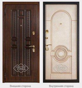Входные двери для дома и квартиры.