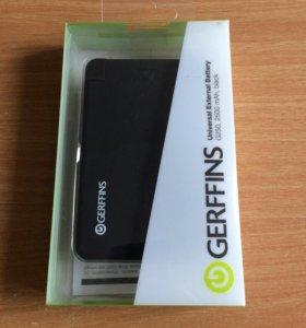 Портативное зарядное устройство Gerffins