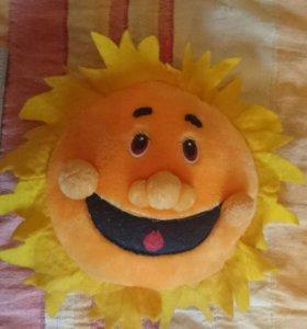 Подушка Солнышко ☀