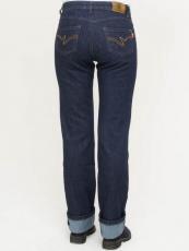 Новые женские классические джинсы.