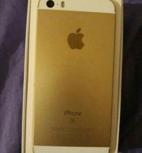Срочно iPhone se 16 гигов в идеальном состоянии