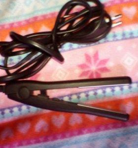 Утюжок мини для волос