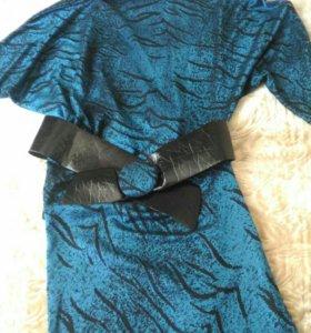 Платье-асимметрия