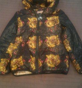 Куртка для девочки 10-12 лет