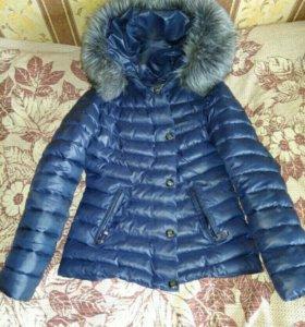 Куртка зимняя. Размер 46-48. В отличном состояни.