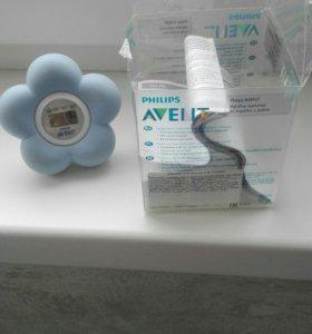 Цифровой термометр для ванны и спальни