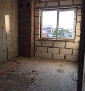 Квартира, 2 комнаты, 66.2 м²