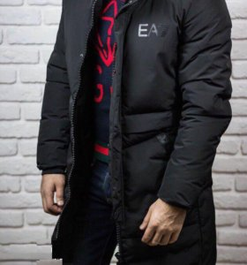 🔴 Мужская зимняя куртка EA7 ( ARMANI )